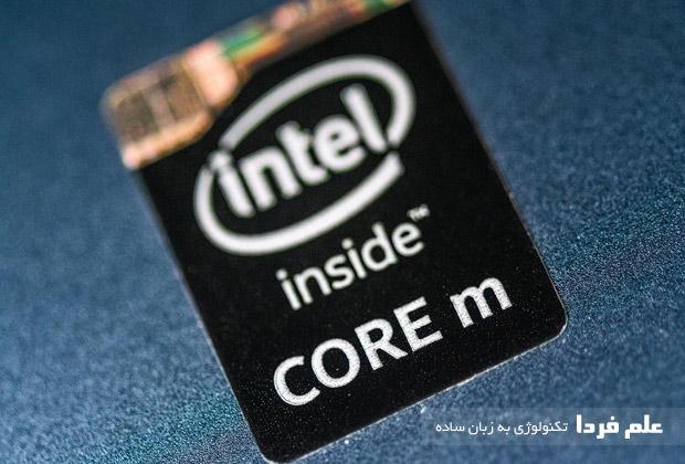پردازنده core m اینتل