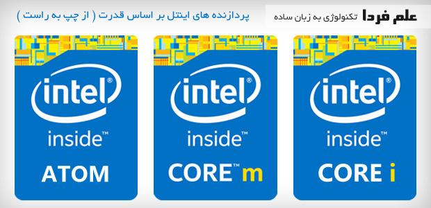 پردازنده core m مرز بین اتم و core i