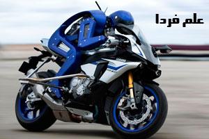 موتوبات Motobot ربات موتور سوار یاماها