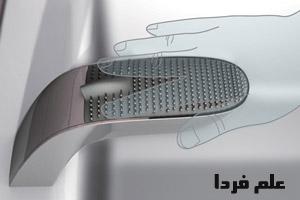 شیر آب هوشمند برای افرادی که یک دست دارند