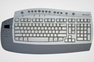کیبورد کامپیوتر Computer keyboard