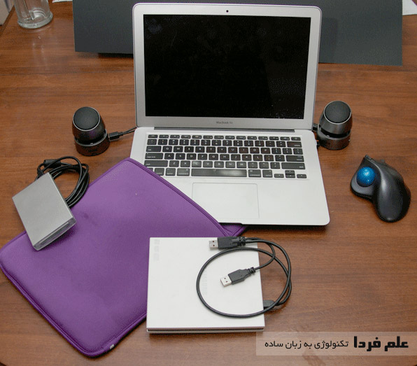 لوازم جانبی لپ تاپ