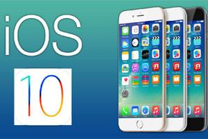 معرفی iOS 10 ؛ ویژگی های جدید در iOS 10