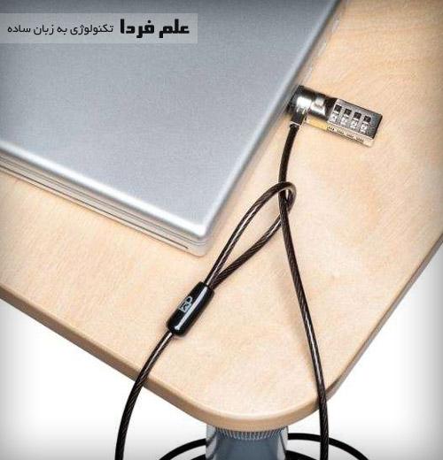 لوازم جانبی لپ تاپ - قفل کنسینگنون