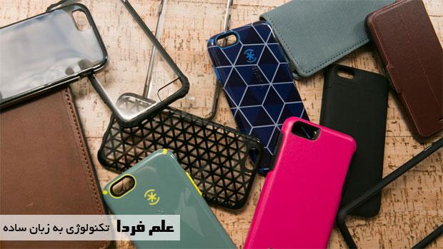 قاب گوشی - لوازم جانبی گوشی موبایل