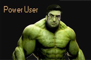 پاور یوزر Power user یا کاربر پیشرفته