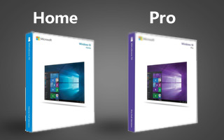تفاوت ویندوز 10 پرو Pro با ویندوز 10 Home