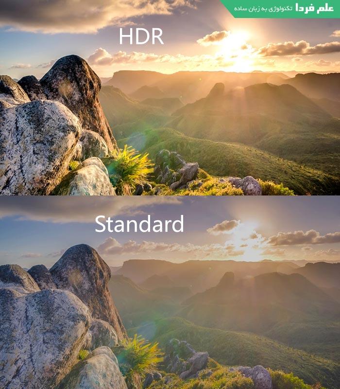 اجرای بازی به صورت HDR در اکس باکس وان اس