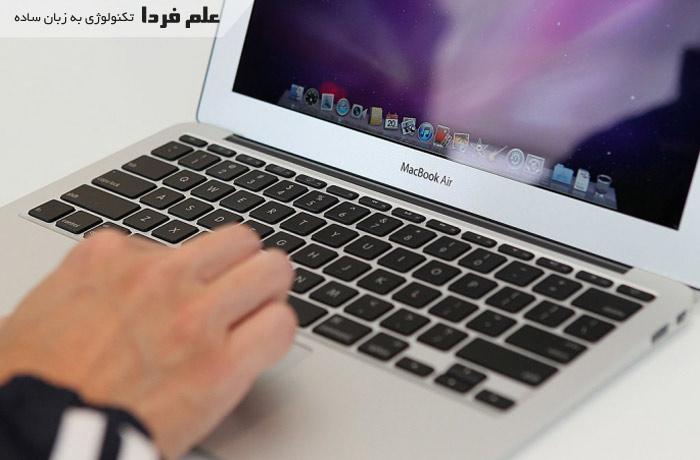 لپ تاپ اپل مک بوک ایر