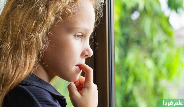 ترس و استرس میزان ترشح بزاق رو کاهش میده