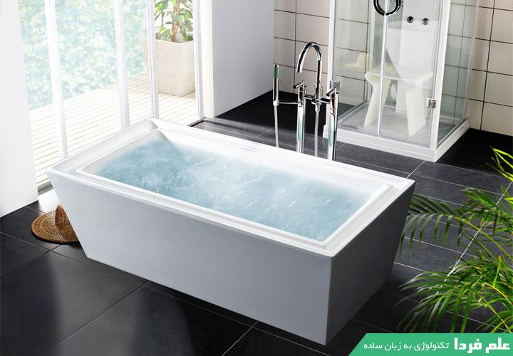 هر انسان معمولی می تونه در یک سال به اندازه 2 تا وان حمام بزاق تولید کنه !