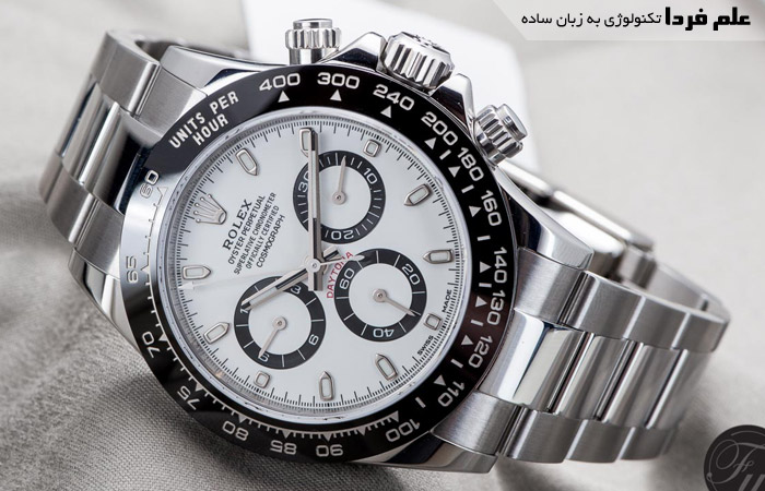 1ce78cd080dac ساعت رولکس چیست ؟ انواع ساعت رولکس - علم فردا