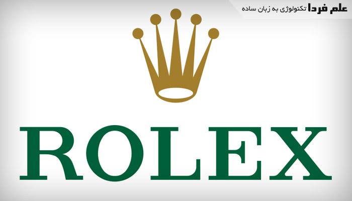 لوگوی رولکس Rolex