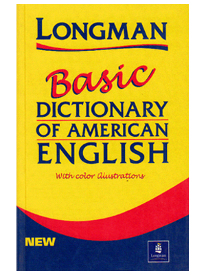 دیشکنری بیسیک لانگمن Longman Basic Dictionary of American English