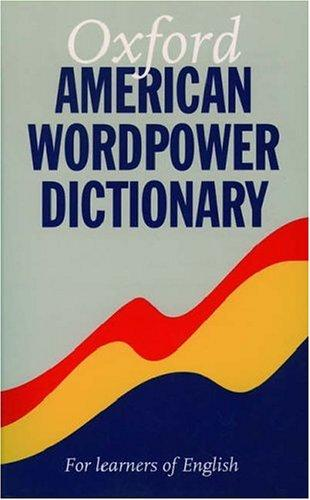 دیکشنری آکسفورد با تلفظ امریکایی Oxford American Word Power