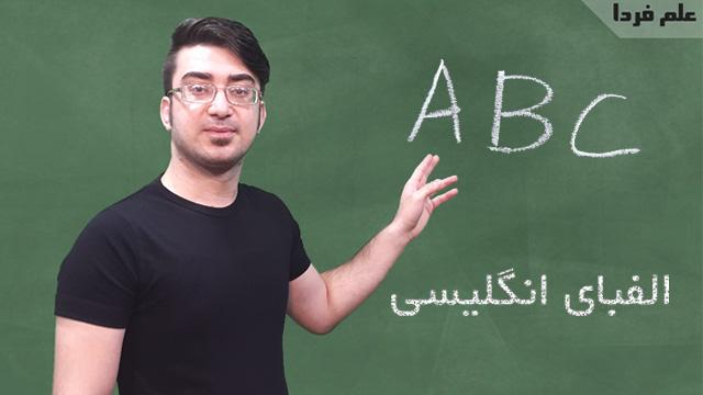 حروف الفبای انگلیسی به همراه تلفظ صحیح حروف
