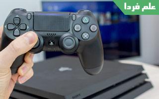 شارژ کردن دسته PS4