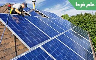 تاثیر دمای هوا در عملکرد پنل خورشیدی