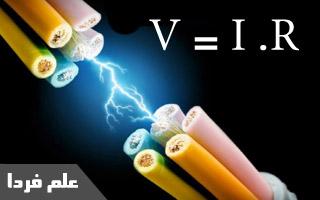 نماد جریان الکتریکی حرف i