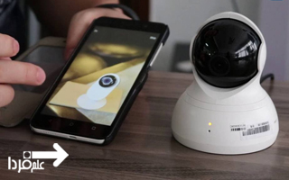 دوربین نظارتی هوشمند شیائومی Yi Dome Camera 720P
