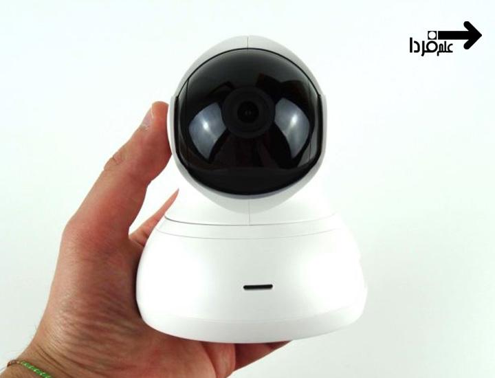 دوربین شیائومی Yi Dome نمای رو به رو