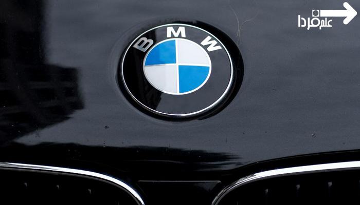 لوگوی بی ام و BMW