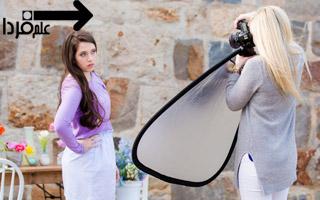 رفلکتور در عکاسی ، راهنمای خرید رفلکتور عکاسی