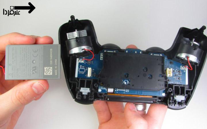 باتری دسته PS4