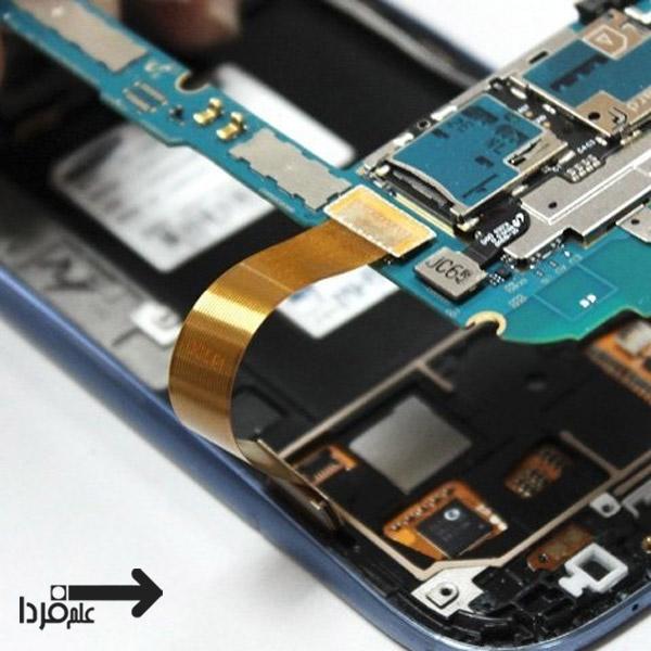 کابل فلت گوشی موبایل