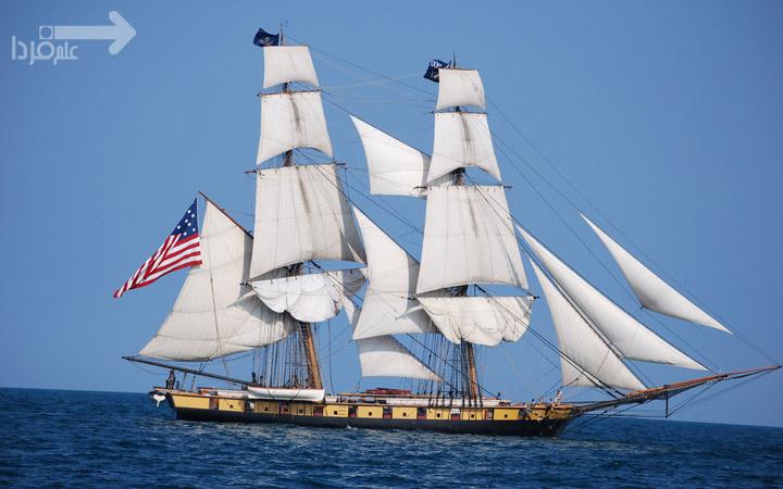 کشتی پرچمدار